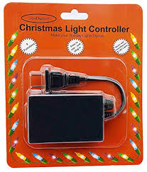 Flashing Blinking Christmas Tree Lights Controller Adapter