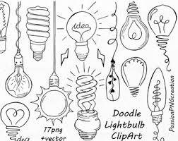 sale lightbulb clip wedding string light clipart by fishscraps