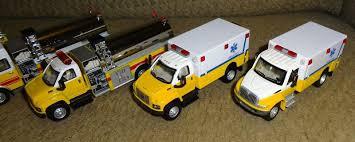 100 Boley Trucks 187 HO Fire Rescue Truck Dept 1871318980