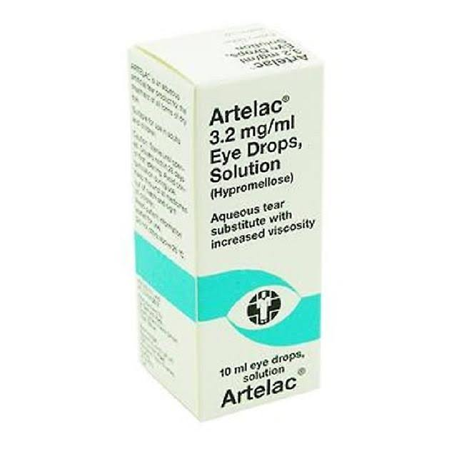 Artelac Eye Drops Solution