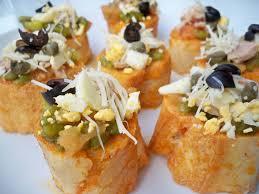 cuisine delice salade blankit un canapé typiquement tunisien un délice plein