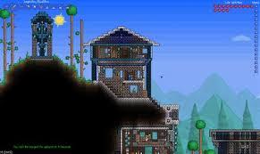 Terraria Sky House Designs imgkid The Image Kid Has It