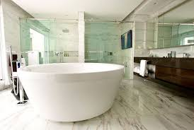 Modern Master Bathroom Images by Modern Master Bathroom With Frameless Showerdoor By Lang Lequang