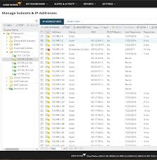 Solarwinds Web Help Desk by Find Ip Addresses U2013 Reclaim Ip Addresses Solarwinds