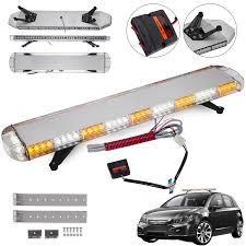 100 Ebay Tow Trucks For Sale 88 LED Strobe Light Bar Emergency Beacon Warn 47ft Truck 4 LED
