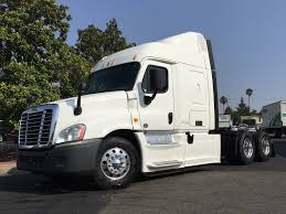 100 Truck Sleepers For Sale 2014 FREIGHTLINER CASCADIA TANDEM AXLE SLEEPER FOR SALE 10612
