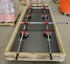how to lay large format tiles a training seminar in canada