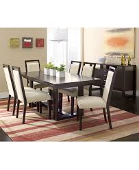 Macys Glass Dining Room Table by 100 Cool Dining Room Tables Carmine 7 Piece Dining Table