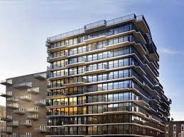 Westerdok Big Apartment Building