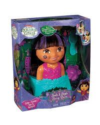 Dora The Explorer Kitchen Set Walmart by Amazon Com Fisher Price Dora The Explorer Suds U0026 Styles Fairy
