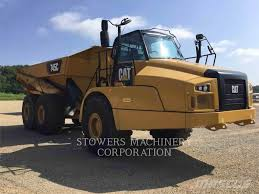 100 Articulated Truck Caterpillar 745C For Sale Chattanooga TN Price US 635000 Year