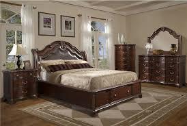 Bedroom Sets With Storage by Von Furniture Tabasco Bedroom Set With Storage Bed
