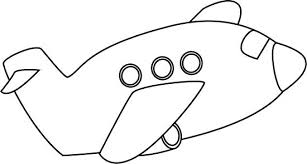 airplane clipart airplane black and white ion 2 inclined plane clipart black and white
