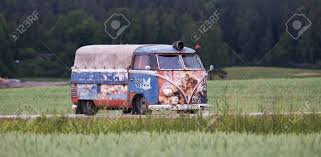 TROSA SWEDEN June 22, 2017. Volkswagen Bus, Newly Renovated,.. Stock ... 15 Volkswagen Buses That Are For Sale Right Now The Inertia Vw Bus Food Truck T2 Bus Truck Volkswagen Pinterest Vw Bus And Thesambacom Bay Window View Topic Larger Mirrors Brooklyn New York July 14fire 1966 Stock Doka For Sure Ashland Oregon Localsguide Paint Color Samples From Bustopiacom Find Of The Week Short Nasty 1963 Busvanagon Pickup Truck Sale In Nashville Tn Vintage Panel Van Images