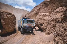 100 Dakar Truck Spectators Leg Broken After Being Hit By Truck In Speedcafe