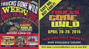 TRUCKS GONE WILD LOUISIANA MUDFEST APRIL 20-26,2015 - YouTube Cheap Trucks Used For Sale In Louisiana Four Wheel Drive Trucks For Sale In Louisiana Lebdcom Dealership Information Old River Lake Charles Box Chevrolet Hammond New Car Models 2019 20 1920 Specs Exclusive Special Edition From Service Ford Tuscany Mckinney Bob Tomes 2001 Dodge Ram 3500 Flatbed Truck Item 3469 Sold Novemb