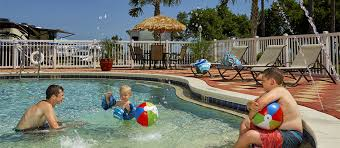 Luxury RV Resort Eastpoint Florida