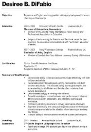 Sample Resume Teacher Assistant Lovely Idea For Teachers Aide Or