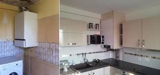 image de placard de cuisine peut on installer une chaudière dans un placard elyotherm