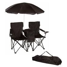 Quik Shade Max Chair by Trademark Innovation Double Folding Camp And Beach Chair With