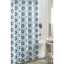 Teal Color Bathroom Decor by Shower Curtains Shower Curtain Teal Bathroom Decorating Chevron