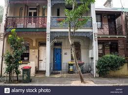 100 Sydney Terrace House S Stock Photos S Stock
