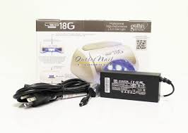 harmony gelish 18g pro led gel light l dryer 18 g not plus