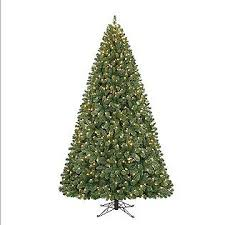 9ft Sherwood Pine Christmas Tree With 1000 Clear Lights 287 On Sale