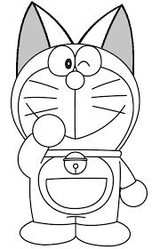Doraemon Coloring Pages 6