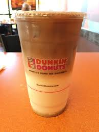 Dunkin Donuts Pumpkin Spice Latte 2017 by Dunkin Donuts Iced Snickerdoodle Macchiato Review Fast Food Geek