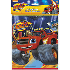 Blaze And The Monster Machines Party Loot Bags [8 Per Pack] | Loot ... Firefighter Birthday Party Oh My Omiyage Monster Truck Supplies Bestwtrucksnet Lauraslilparty Htfps Tonka Cstruction Themed Party Ideas Pinata Birthdayexpresscom Jam Canada Open A Colors Alaide As Well Hot Wheels Set Plates Napkins Cups Kit For Goody Bags Blaze Ideas Game Invitations Lego Batman Dump City Hours