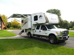 Pickup Trucks Campers Awesome Eagle Cap Luxury Truck Camper Model ...