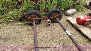 2 Mobile home axles Item F7948