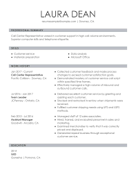 Customer Service Representative Resume Sample My Perfect Rh Myperfectresume Com Clothing Retail Associate Job Examples