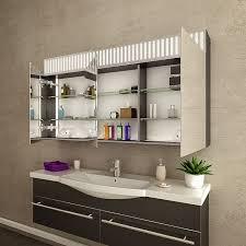 spiegelschrank badezimmer mit led beleuchtung