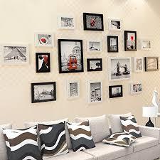 x l foto wand wohnzimmer schlafzimmer wand kasten kombi creative schwarz weiß foto wand wand hängen black and white retro architecture