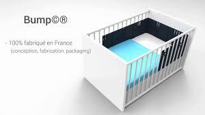 comment mettre un tour de lit bebe vidéo tour de lit bébé bump de bbnove