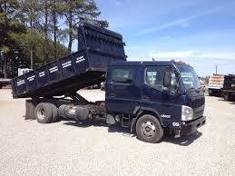 100 Mitsubishi Commercial Trucks 2010 Fuso FE145 Single Axle Dump Truck Automatic For Sale 109379 Miles Chatham VA 000001 MyLittleSalesmancom