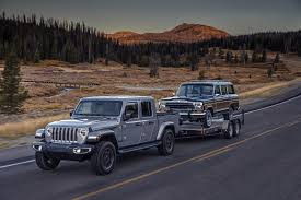 100 Truck Jeep 2020 Gladiator Is The WranglerBased Pickup Of Your Dreams