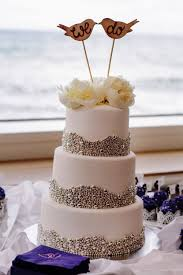 Back To Article Charming And Chic Rustic Wedding Cake