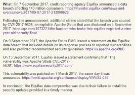 equifax and the long legal road in data breach class actions