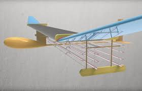 100 Airplane Wing Parts With No Moving Parts This Plane Flies On The Ionic Wind TechCrunch