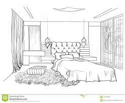 Bedroom Design Black Stock Vector. Illustration Of Decoration ... 50 Stylish Bedroom Design Ideas Modern Bedrooms Decorating Tips Indoor Haing Chairs All You Need To Know About It 52 For Your The Luxpad 45 Scdinavian Bedroom Ideas That Are Modern And Stylish 40 Lighting Unique Lights For Amazoncom Ljdt Simple Nordic Round Carpet Home Living Room 20 Incredibly Helpful Storage Small Shop Fashion Men Women Industrial Style Essential Guide