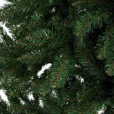 Artificial Christmas Trees Unlit Canada by Amazon Com Classic Pine Full Unlit Christmas Tree Home U0026 Kitchen