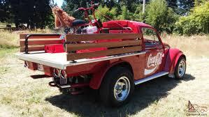 1967 VW Bug Truck Fiberglass