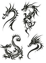 Tattoos Tribal Dragon For Women Tattoo