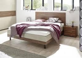 schlafzimmer in natur nussbaum dunkel luana günstig kaufen