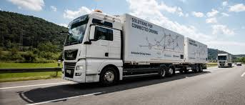 100 German Trucks Platooning When Automated Trucks Deliver Your Goods Blog 2025AD