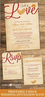 Fall Wedding Invitation Autumn Invitations Available At Boardman Printing