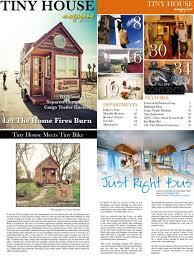 100 Houses Magazine Online Tiny House Issue 17